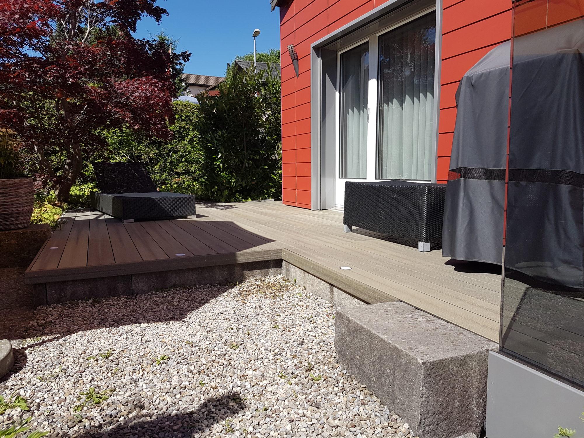 terrassenboden wpc rosenweg unter geri h rlimann holzbau ag. Black Bedroom Furniture Sets. Home Design Ideas